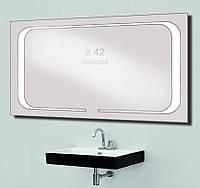 Зеркало со светодиодной подсветкой 950х550