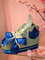 Оригинальная подарочная коробка для мужчины кросовок