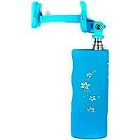 Монопод для селфи + Power bank, палка для селфи с портативной зарядкой!Акция