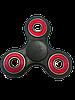 Фиджет спиннер Pro-Speed (Black/Red)