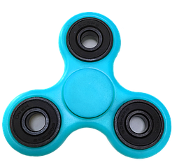 Оригинальный Hand Spinner Pro-Speed (Light Blue)