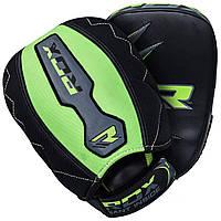 Лапы боксерские RDX REX leather
