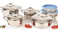 """Набор посуды ORIGINAL BergHOFF """"Zeno"""" (12 предметов) 1111002"""