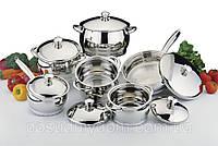 """Набор посуды ORIGINAL BergHOFF """"Cosmo"""" 1112268 (12 предметов)"""