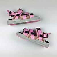 Женские Сандалии New Balance Розовые