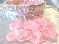 Лепестки роз разные цвета 200 гр Розовый