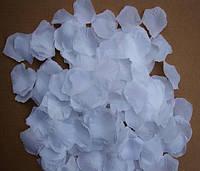 Лепестки роз разные цвета 200 гр Белый