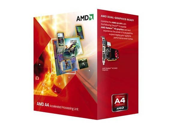 Процессор AMD A4-4000 , фото 2