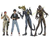 12 серия фигурок из линейки Чужих от NECA, Aliens Series 12
