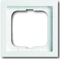 Рамка 1 пост ABB Alpha Exclusive Хром (1721 KA-263)