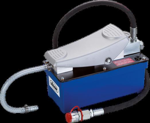 Гидравлический насос с пневматическим приводом, Vigor, V2846, фото 2