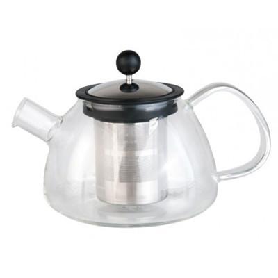 ORIGINAL BergHOff Чайник заварочный стеклянный, с ситечком, 0,8 л