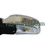Зеркала хромированные с поворотником ВАЗ 2108,09,2113-15 ЗБ