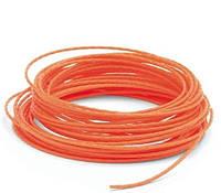 Корд триммерный Husqvarna Whisper (2.4 мм; 15 м; оранжевый) (5784359-01)