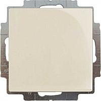 Выключатель 1-клавишный перекрестный АВВ Basic 55 Слоновая Кость (2006/7 UC-92-507)