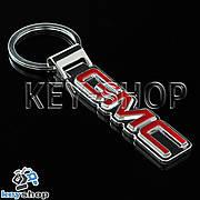 Брелок для авто ключів GMC (ДжиЭмСи) металевий