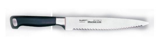 Нож BergHOFF зубчатый для мяса Gourmet 20 см (1399652)