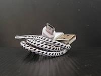 Кабель USB - microUSB, 1 м, TRY WIRE Tiss, белый, гарантия 12 мес