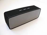 Портативная колонка Bluetooth, 10 Вт, TRY SOUND BRICK, черная