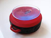 Портативная колонка Bluetooth, 5 Вт, TRY SOUND PLUNGER, красная, фото 1
