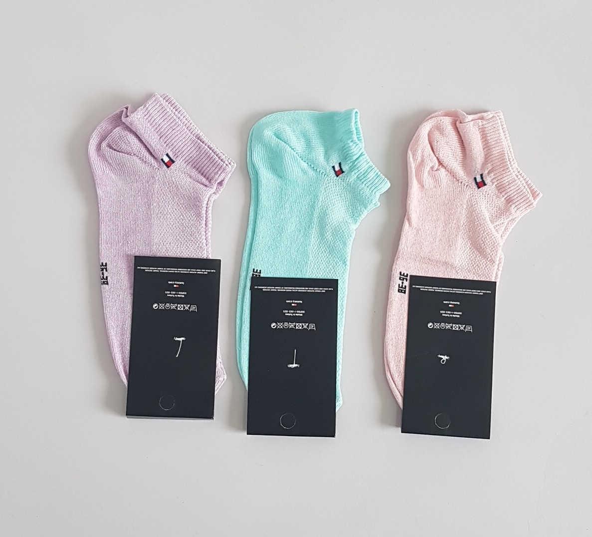 Носки женские  сетка (6 шт)