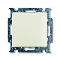 Кнопка одноклавишная ABB Basic 55 Белый Шале (2026 UC-96-507)