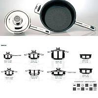 Набор посуды 27 пр. с метал. крышками (шт.) COOK CO 2800324