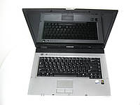 Ноутбук Samsung R40 (15.4 (1280x800) / Intel Core 2 Duo T5500 (2x1.66GHz) / AMD Radeon X200M / 2Gb / 60Gb / АКБ 5 мин. / Сост. 8