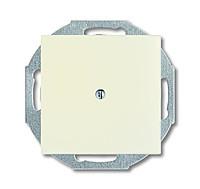 Центральная плата для вывода кабеля ABB Basic 55 Слоновая Кость (2527-92-507)