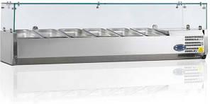 Вітрина холодильна Tefcold VK33 - 160, фото 2