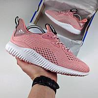 Женские Кроссовки Adidas AlphaBounce Rose 36 размера
