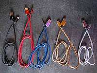 Кабель USB 3.0 - Type-C, 1 м, TRY WIRE, черный, красный, синий, белый, золотой, гарантия 12 мес