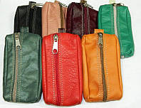 Кожаные ключницы ассортимент мужские и женские