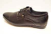 Мокасины мужские Esente  2098  черные