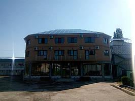 Затока, Одесская область, солнечная электростанция 12,4 кВт