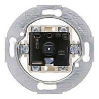 Выключатель 2-х полюсный поворотный механизм 10А/250В Berker 1930/GLASSERIE/PALAZZO (389300)