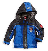 Термо куртка с Тачками, фото 1