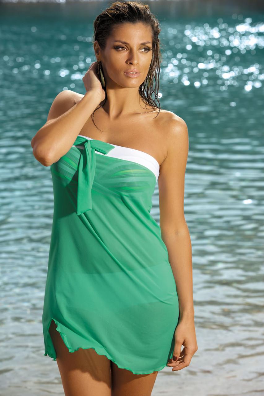 Пляжная туника-платье M 241 MIA (S-XL в расцветках)