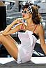 Пляжная туника-платье M 241 MIA (S-XL в расцветках), фото 4