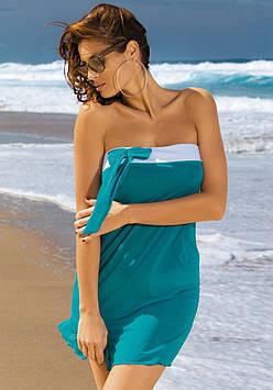 Пляжна туніка-плаття M 241 MIA (S-XL в кольорах)