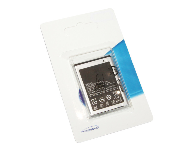 Аккумулятор Samsung EB494358VU, Origin, S5660/S5830, 1350 mAh батарея Самсунг