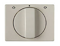 Накладка поворотного выключателя для жалюзи Berker Arsys Белый (10770002)