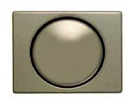 Панель для поворотных выключателей Berker Arsys Бронза (11501001)