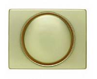 Панель для поворотных выключателей Berker Arsys Золото (11501002)