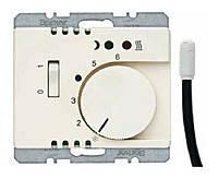 Регулятор температуры для пола с датчиком 250В Berker Arsys Белый (20340002)