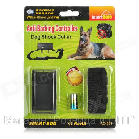 Ошейник Анти-лай A0-881 Anti-Barking Controller!Акция, фото 2