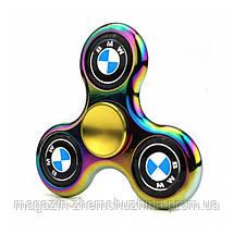 Спиннер BMW ,Спиннер Авто Логотип BMW, Игрушка антистрес!Акция, фото 2
