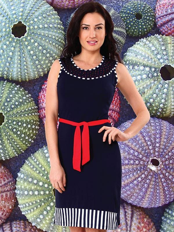 Женская летняя Турецкая туника 6039 - FaShop  Женская одежда от производителя в Харькове
