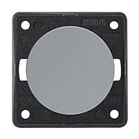 Кнопка 1-но клавишная 1НВ 10А/250В Berker Integro Серый (936712507)