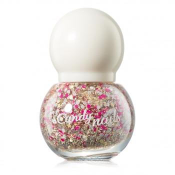 Лак для ногтей #Candynails, тон Вишенки на торте